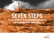 Seven Steps to Safe Swimming in the Dangerous Waters of ADA Accommodation Compliance Thumbnail